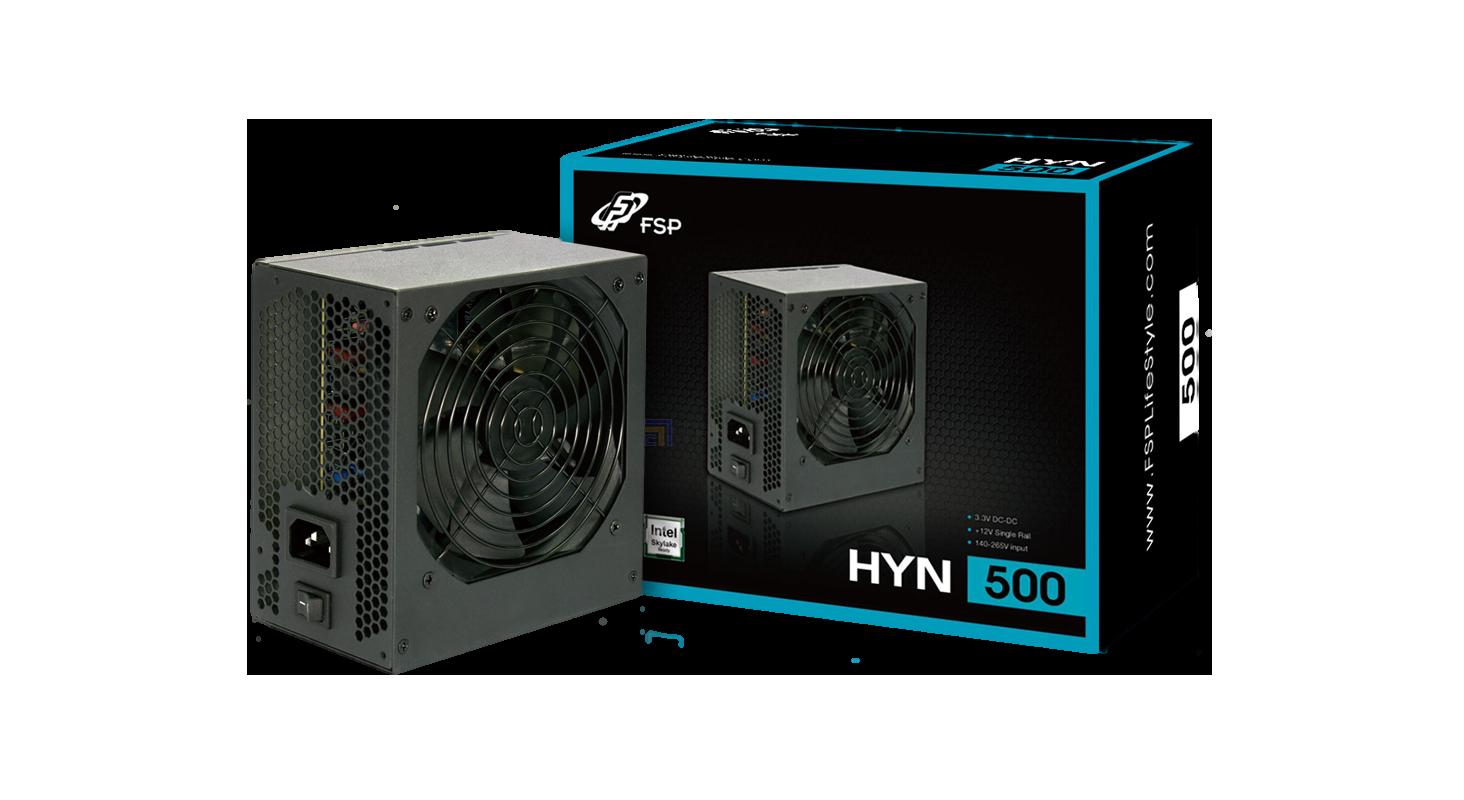 Nguồn FSP HYN - 500W