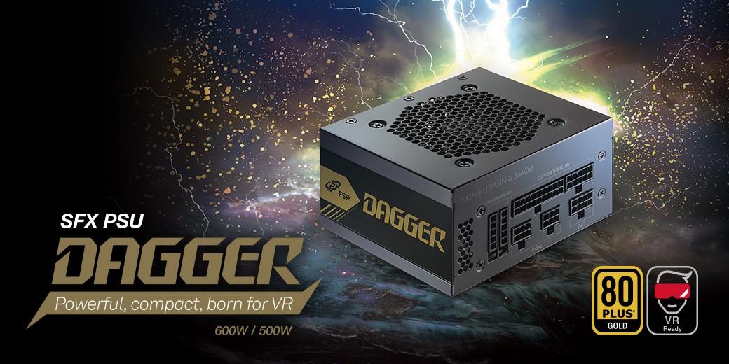 Nguồn FSP DAGGER 600W