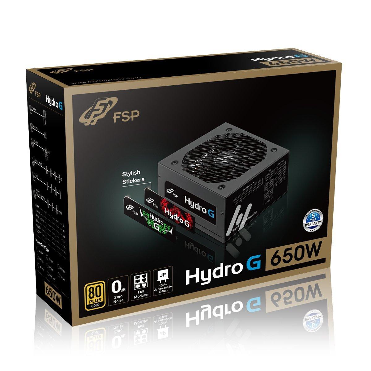 Nguồn FSP HYDRO G 650W