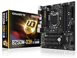 main board gigabyte GA-B250M-D3H