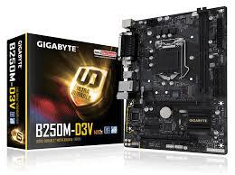 main gigabyte GA-B250M-D3V