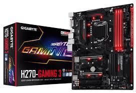 main gigabyte GA-H270-Gaming 3