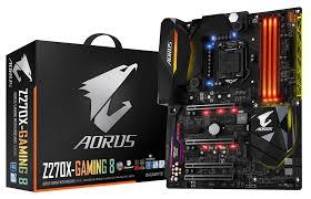 main gigabyte GA- Z270X-Gaming 8