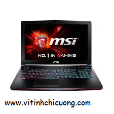 LAPTOP MSI GE62 7RE-411XVN i7
