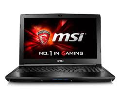 LAPTOP MSI GL62 7RDX-1034XVN i7
