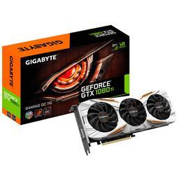 VGA GIGABYTE GTX 1080 Ti Gaming OC 11G GV-N108TGAMING OC-11GD