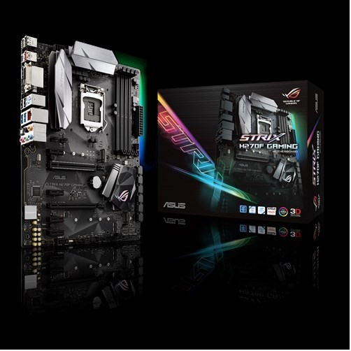 Mainboard Asus ROG STRIX H270F GAMING - LGA 1151