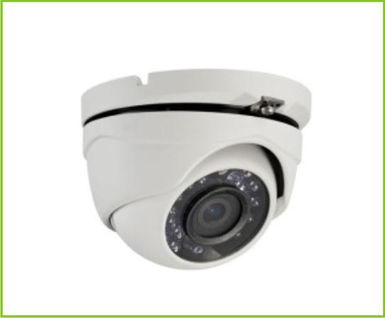 Camera HD-TVI 1 MEGAPIXEL Dome hồng ngoại HDPARAGON - HDS-5882TVI-IRA (HD-TVI 1M)