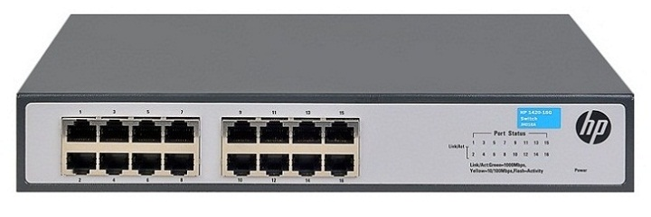 HP V1420-16G Switch JH016A - Gigabit UNMANAGED SWITCH
