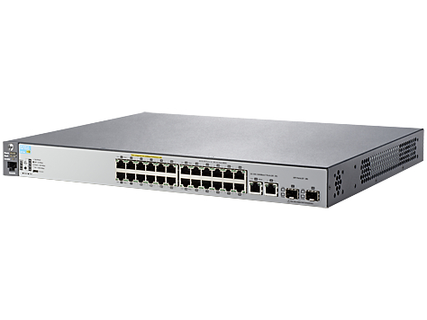 HP 2530-24-PoE+ Switch - J9779A