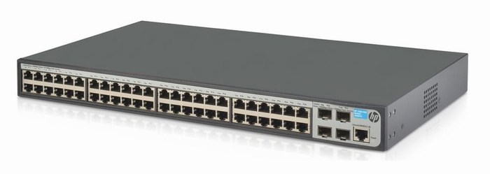 HP 1920-48G Switch - JG927A - Gigabit MANAGED SWITCH L2/L3