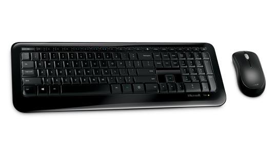 Bộ chuột bàn phím không dây  Microsoft Wireless Desktop 850 - PY9-00018