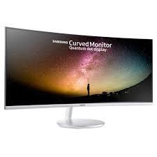 màn hình lcd samsung LC34F791WQEXXV ( Màn hình cong Quantum dot/Full Viền)
