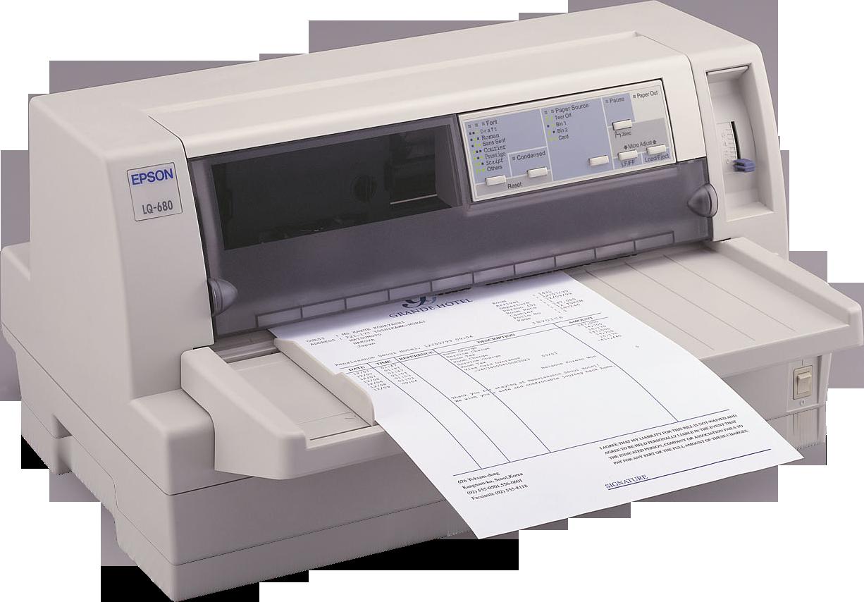 MÁY IN KIM EPSON - LQ-680 Pro (LPT)