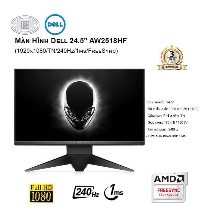 Màn Hình Dell 24.5