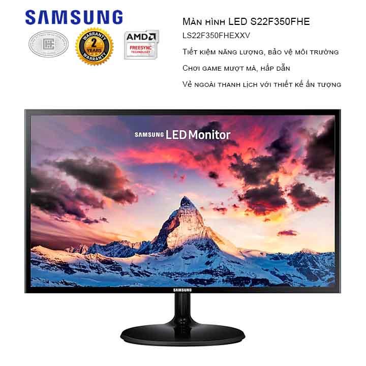 màn hình lcd Samsung LS22F350FHEXXV 21.5