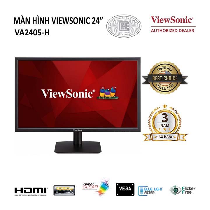 Màn Hình ViewSonic 24