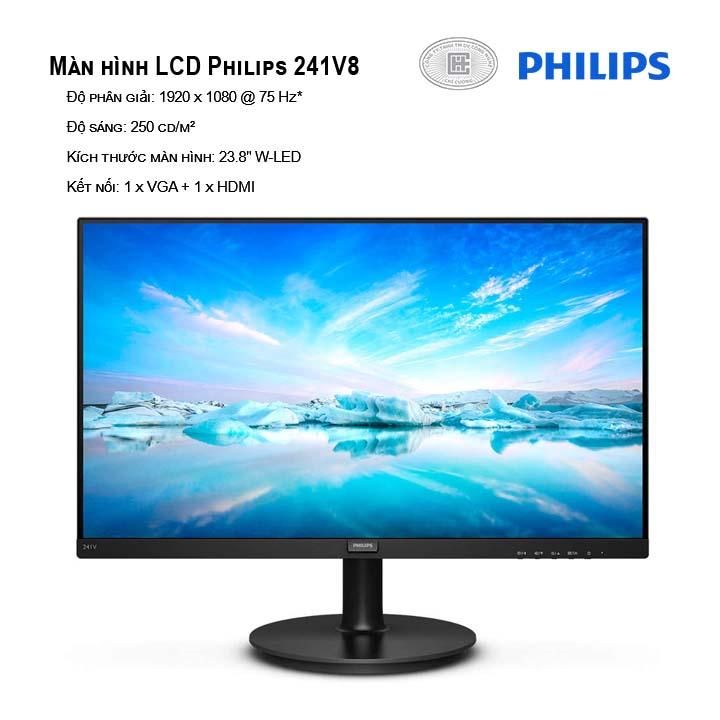 Màn hình LCD Philips 241V8