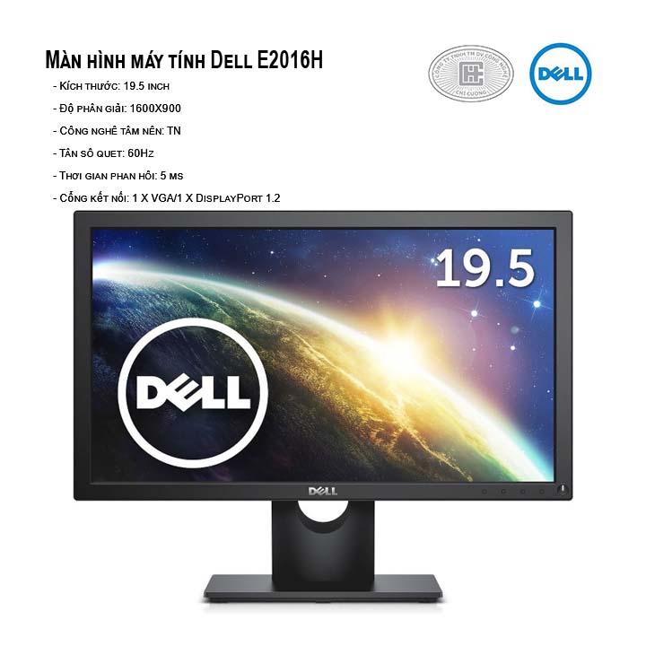 Màn hình máy tính Dell E2016H 19.5 inch