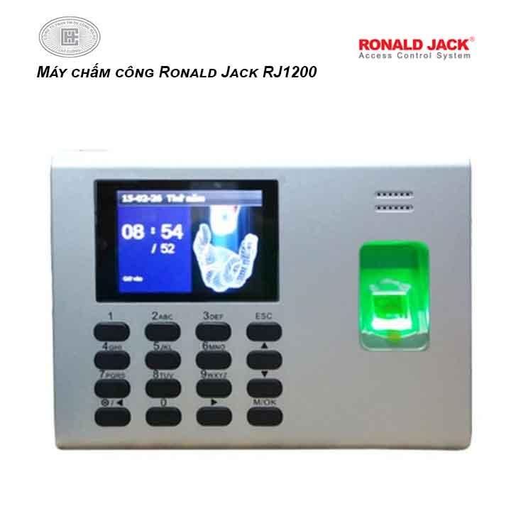 Máy chấm công Ronald Jack RJ1200