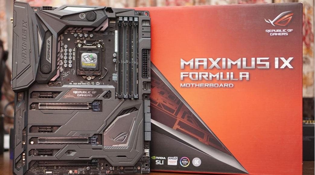 Mainboard Asus Z270 MAXIMUS IX FORMULA - LGA 1151