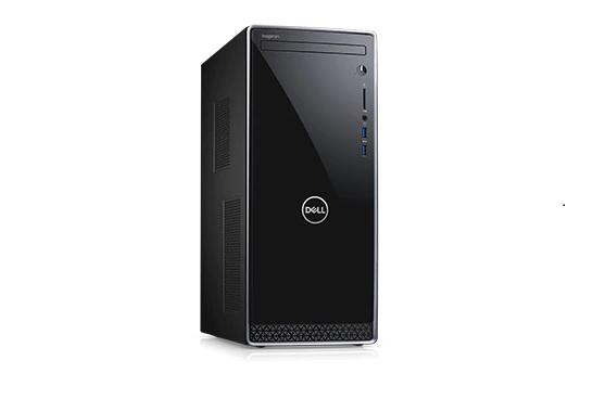 Máy bộ Dell Inspiron 3670 MTI31410-4G-1T - i3 8100/ 4GB/ 1TB/ DOS