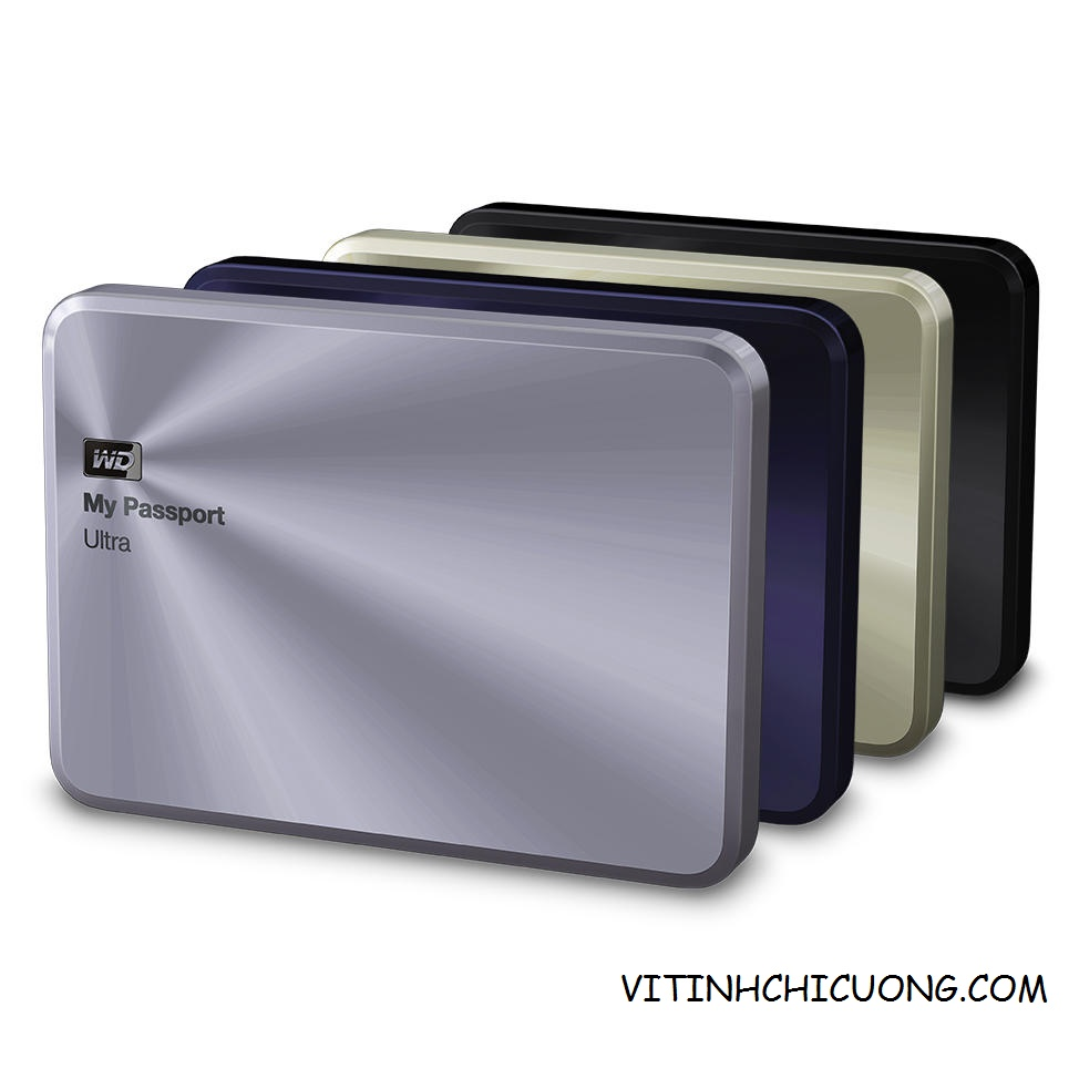 Ổ cứng WD Metal - 4TB NEW!!!  WDBEZW0040BBA-PESN
