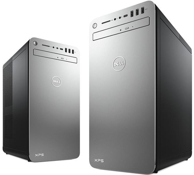 Máy bộ Dell XPS 8930 I7 8700/8Gb/1TB/32GB/GT1030 2GB