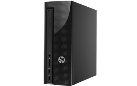 Máy bộ HP 270-p002l - Z8H41AA - G4560T(2*2.9)/4GD4/1T7/DVDRW/WLN/BT4.0/KB/M/ĐEN/DOS
