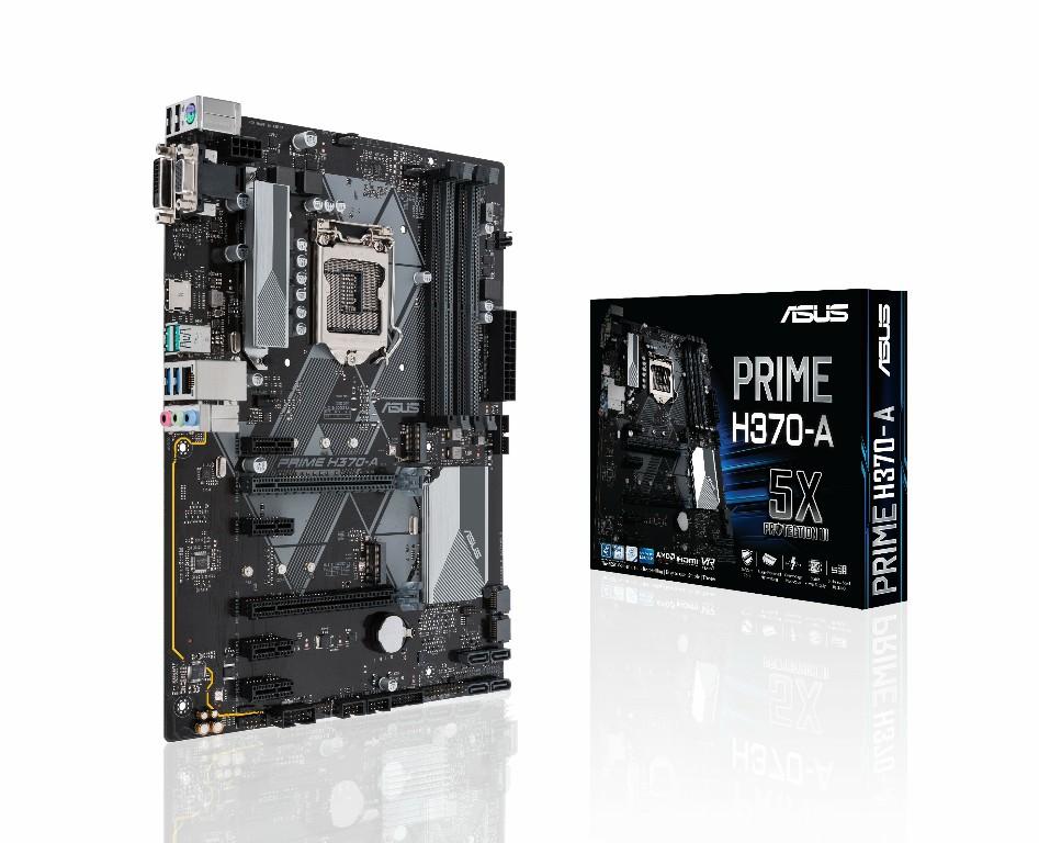 Main Asus PRIME H370-A Socket 1151 v2