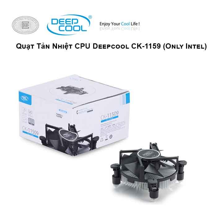 Tản khí DEEPCOOL CK-11509