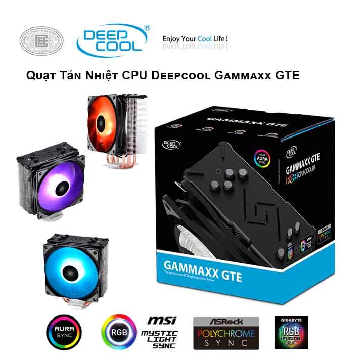 Tản khí DEEPCOOL Gammaxx GTE