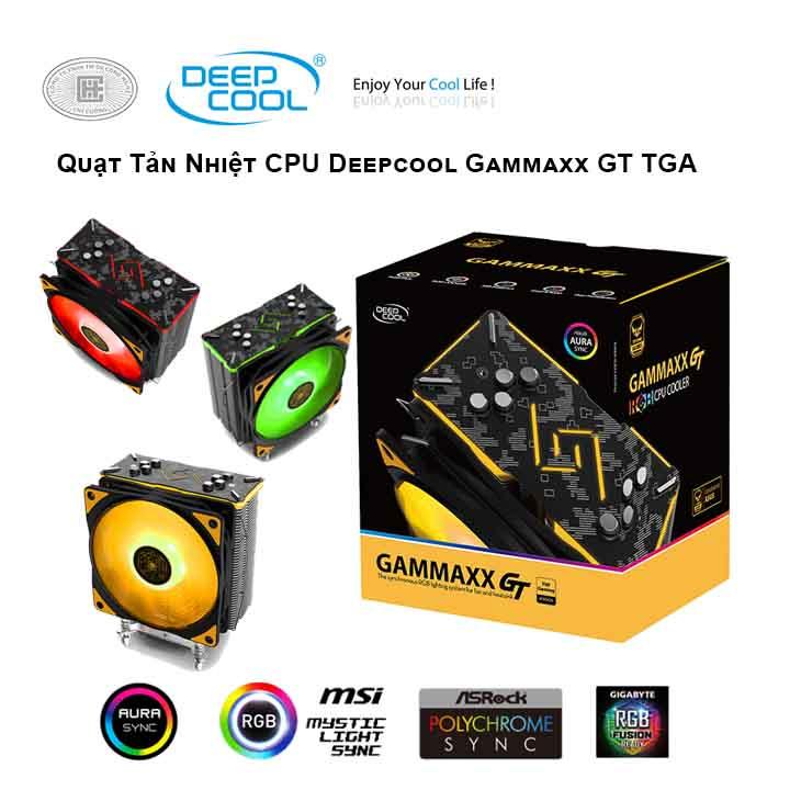 Tản nhiệt khí CPU DEEPCOOL Gammaxx GT TGA
