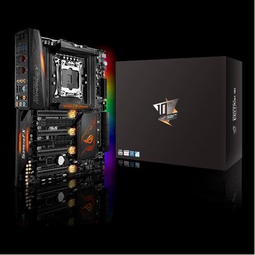 Mainboard Asus RAMPAGE V EDITION 10 - LGA 2011