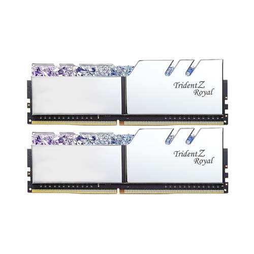 RAM 16GB G.Skill F4-3000C16D-16GTRS (Royal Silver)