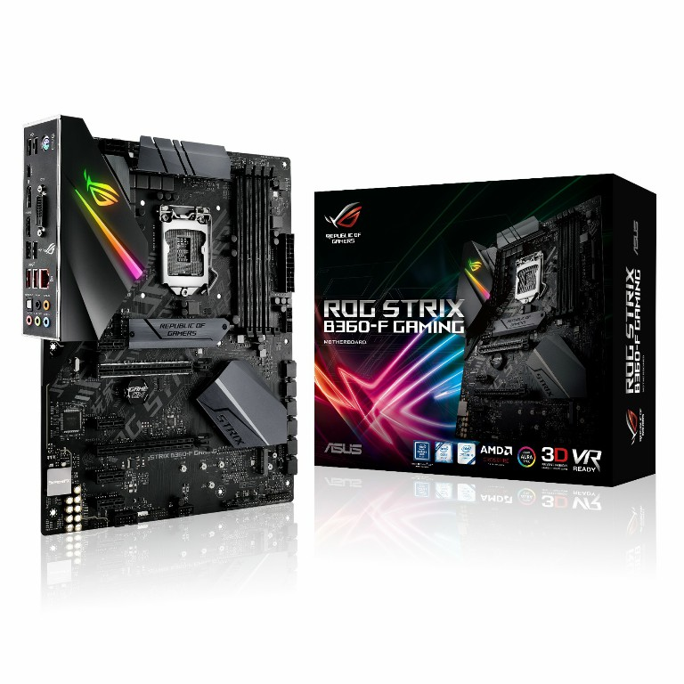 Main Asus ROG STRIX B360-F GAMING Socket 1151 v2