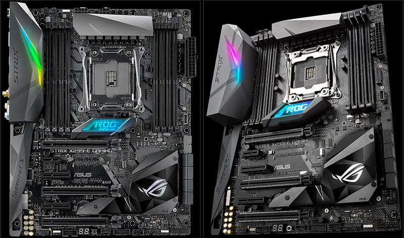 Main Asus ROG STRIX X299-E GAMING - LGA 2066