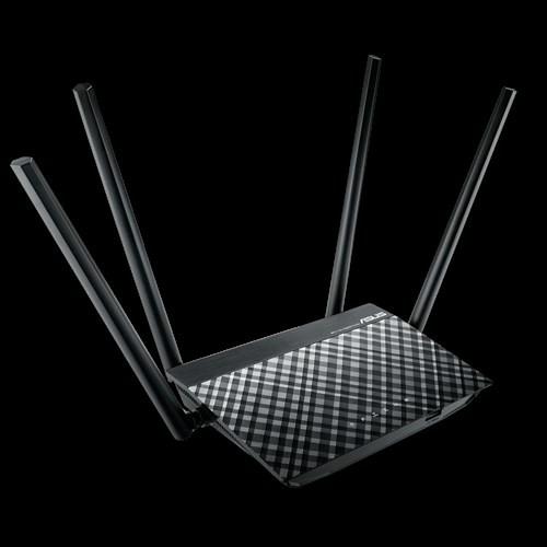 Bộ phát sóng Wifi Asus RT-AC1300UHP xuyên tường hai băng tần