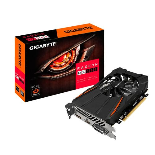 VGA GIGABYTE RX560 4GB GV-RX560OC-4GD