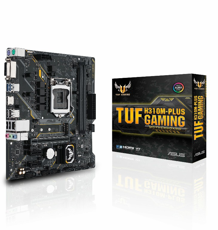 Main Asus TUF H310M-PLUS GAMING Socket 1151 V2