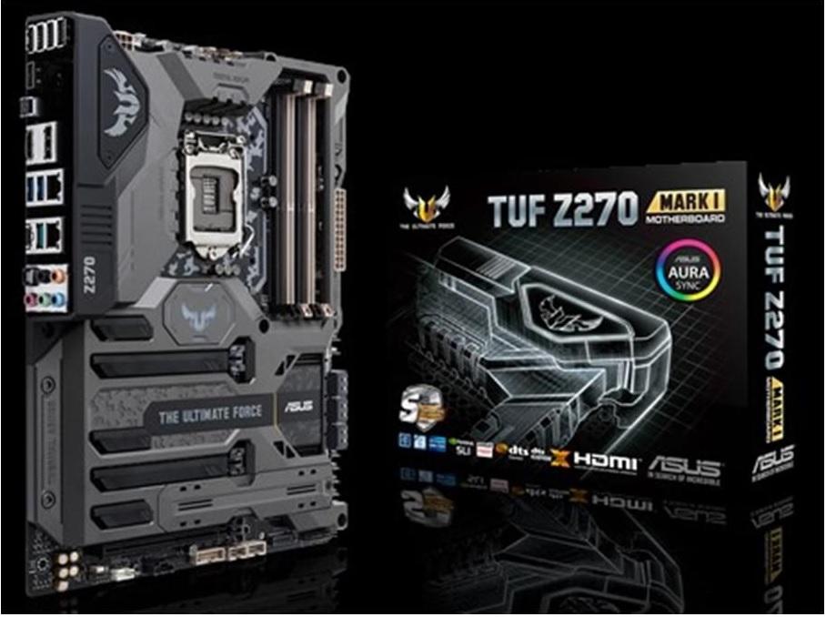 Mainboard Asus Z270 MAXIMUS IX CODE - LGA 1151