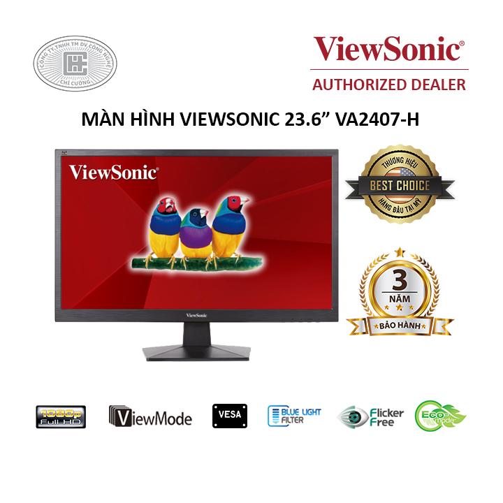 Màn hình máy tính Viewsonic VA2407h