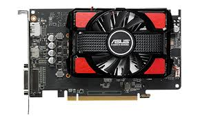 VGA ASUS RX550-4G 4GB AMD Radeon