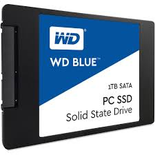 Ổ CỨNG SSD WESTERN 1TB BLUE - WDS100T1B0A 2.5