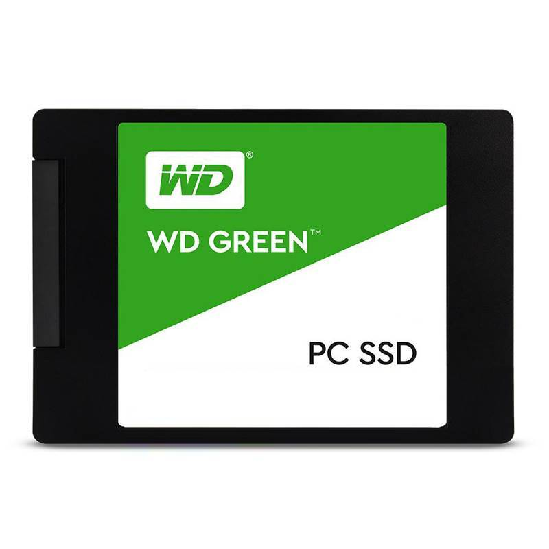 Ổ CỨNG SSD WESTERN 240GB Green - WDS240G1G0A 2.5