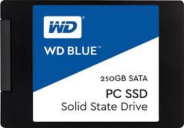 Ổ CỨNG SSD WESTERN  250GB BLUE - WDS250G1B0A 2.5