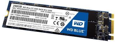Ổ CỨNG SSD WESTERN 250GB BLUE - WDS250G1B0B ( M2 )