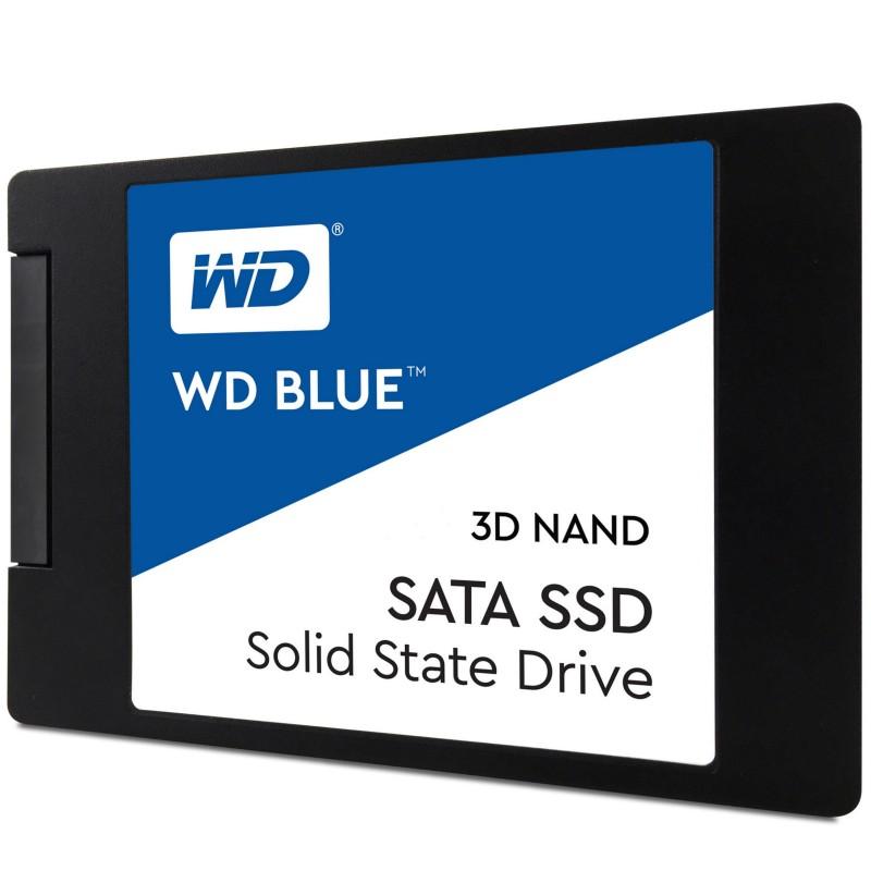 Ổ CỨNG SSD WESTERN  2TB BLUE - WDS200T2B0A - Blue 3D NAND SATA SSD