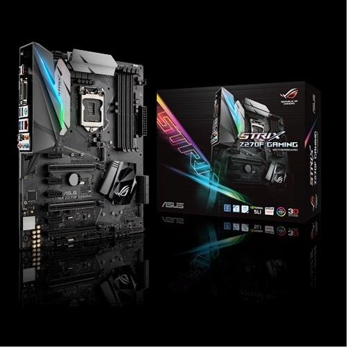 Mainboard Asus Strix Z270F Gaming DDR4 LGA 1151