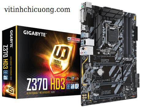 BO MẠCH CHỦ GIGABYTE Z370-HD3